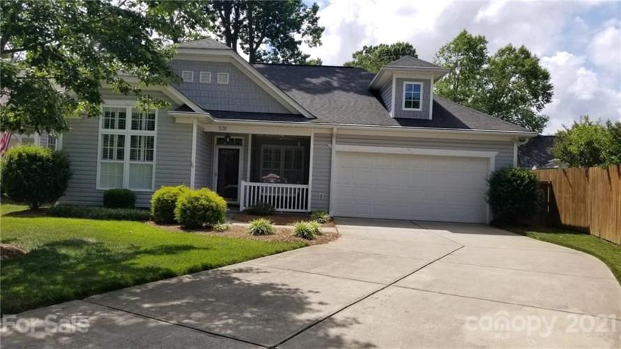 531 Ridgely Green Drive #L10 M32-957, Pineville, NC 28134