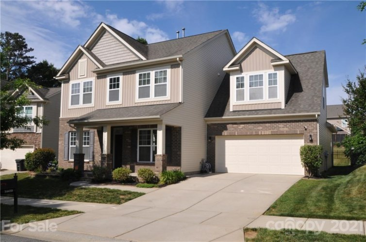 14410 Colonial Park Drive, Huntersville, NC 28078