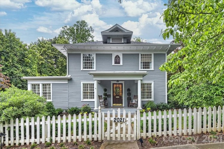 2021 Dartmouth Place, Charlotte, NC 28207