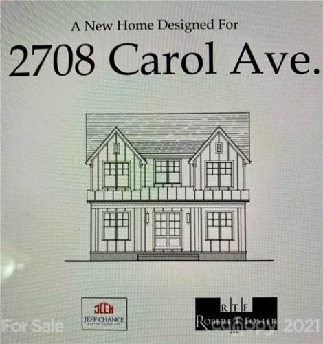 2708 Carol Avenue, Charlotte, NC 28208