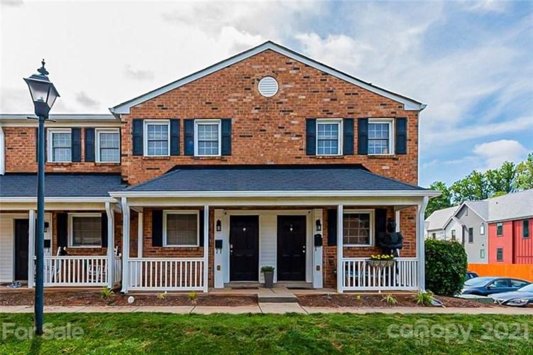 1344 Green Oaks Lane #O, Charlotte, NC 28205