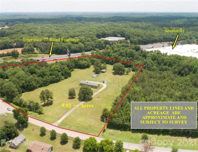 9.92ac Coltharp Road, Fort Mill, SC 29715