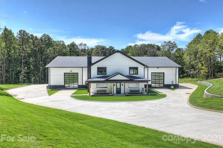 1525 Shinnville Road, Cleveland, NC 27013