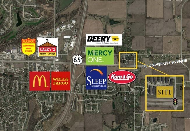 6390 E University Avenue, Pleasant Hill, IA 50327