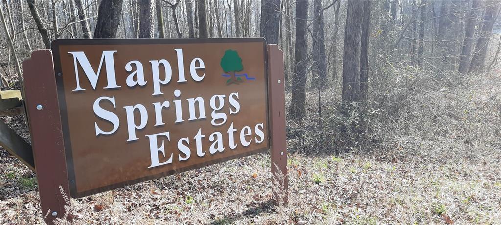 Lot 11B Maple Springs Lane, Bear Creek, NC 27207