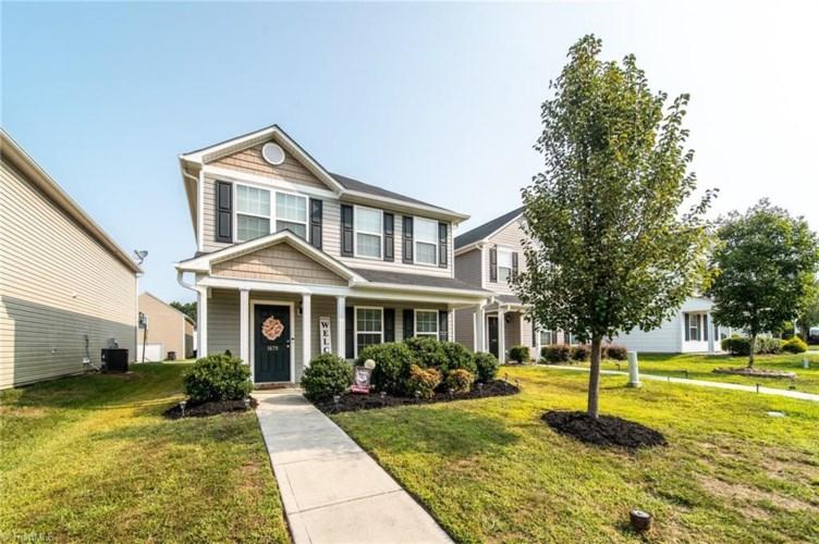 1679 Parkside Meadow Drive, Winston Salem, NC 27127