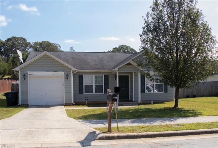 2030 Chapel Park Lane, Greensboro, NC 27405