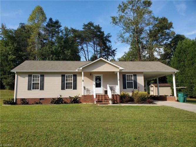 110 Brown Acres Road, Salisbury, NC 28146