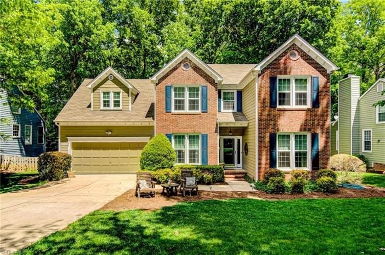 2408 Beaconwood Drive, Greensboro, NC 27455