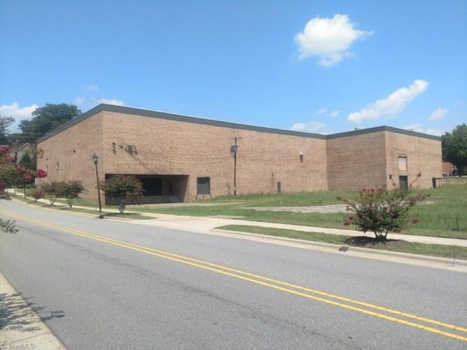 1101 D Street, North Wilkesboro, NC 28659
