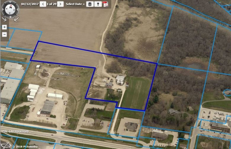 210th St. Manchester-12.98 acres, Manchester, IA 52057