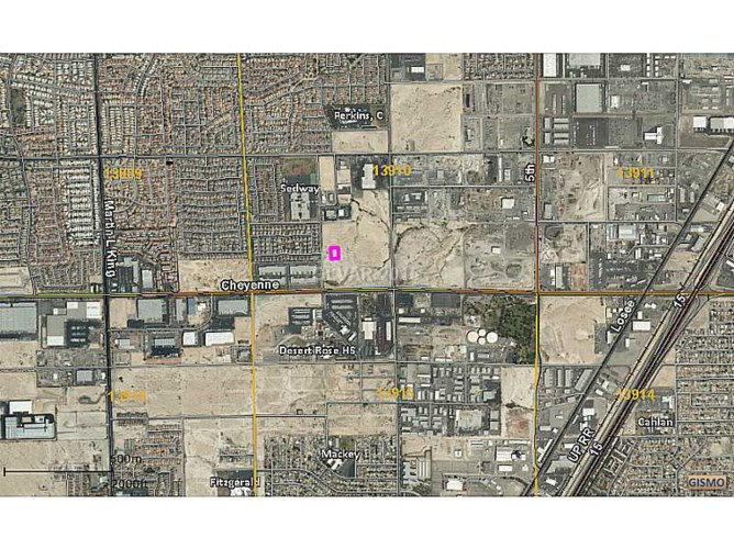 0 0 Englestad &Cheyenne, North Las Vegas, NV 89032