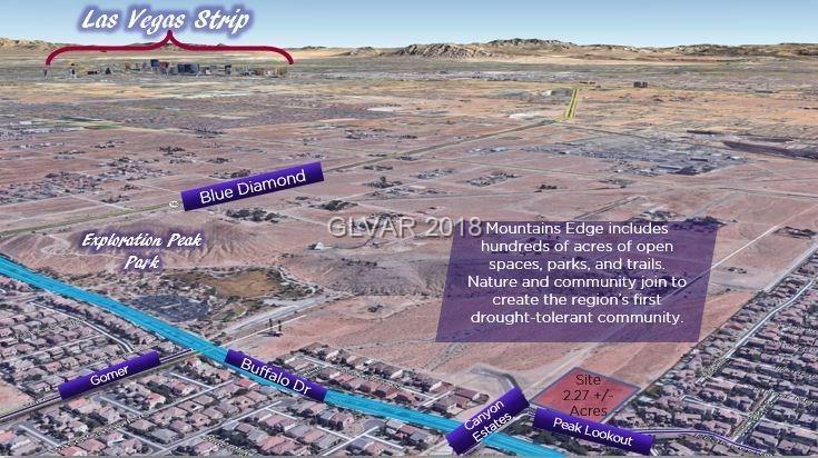 Peak Lookout, Las Vegas, NV 89178
