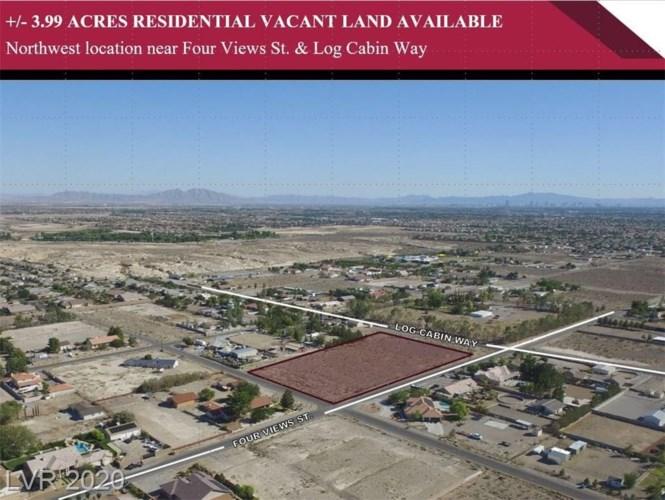 Log Cabin & Four Views, Las Vegas, NV 89143