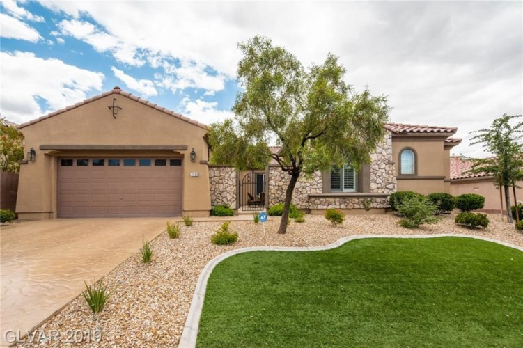 2693 CHATEAU CLERMONT Street, Henderson, NV 89044