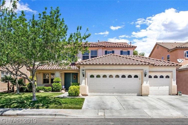 5892 SHINING MOON Court, Las Vegas, NV 89131