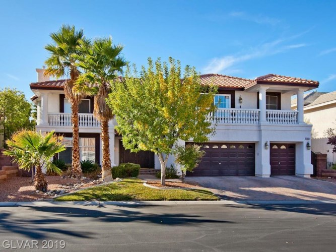 7633 CALM PASSAGE Court, Las Vegas, NV 89139