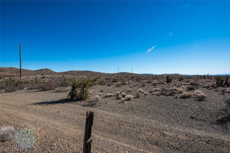 Gas Pipeline Road, Searchlight, NV 89046