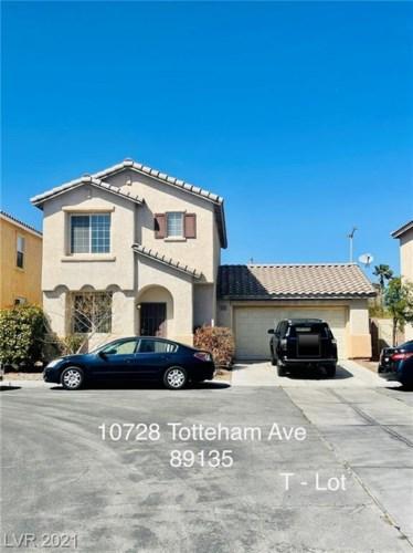 10728 Tottenham Avenue, Las Vegas, NV 89135