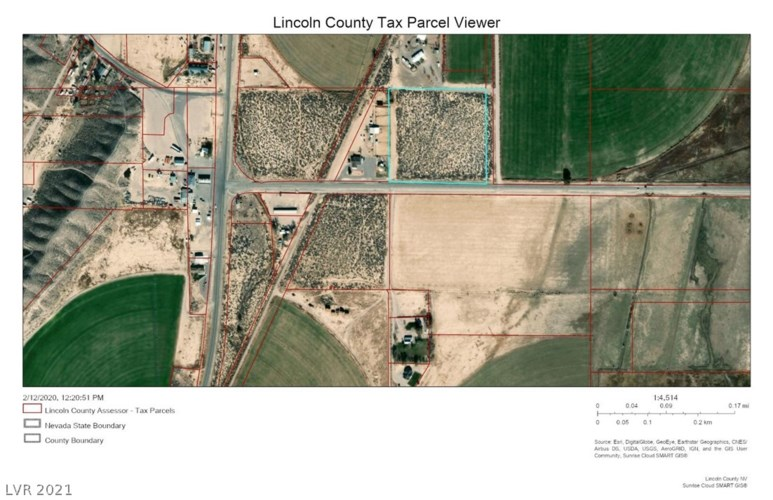NV Hwy 319-8.9 Acres, Panaca, NV 89042