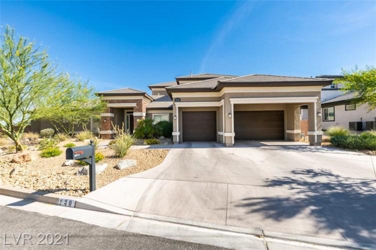 230 W Desert Rose Drive, Henderson, NV 89015