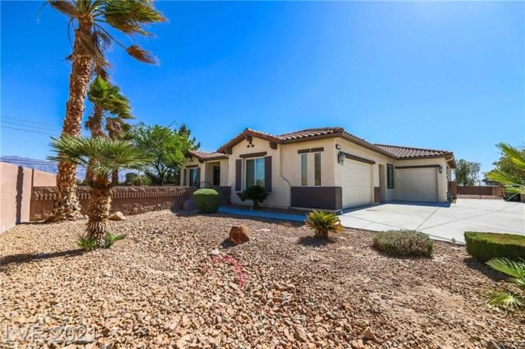 3512 Chaps Ranch Avenue, North Las Vegas, NV 89031