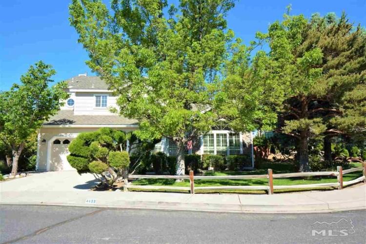 4622 Canyon Ridge Lane, Reno, NV 89523