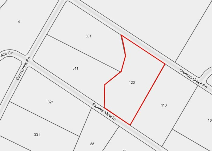 123 Pioneer View Dr, Blaine County, ID