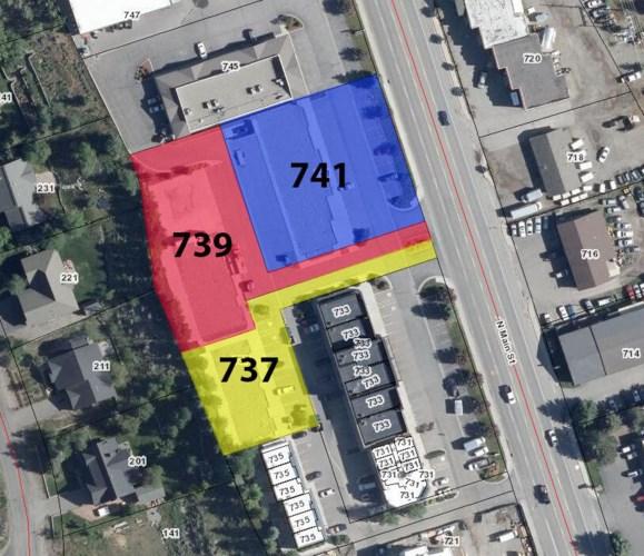 737-741 N Main St, Bellevue, ID 83313