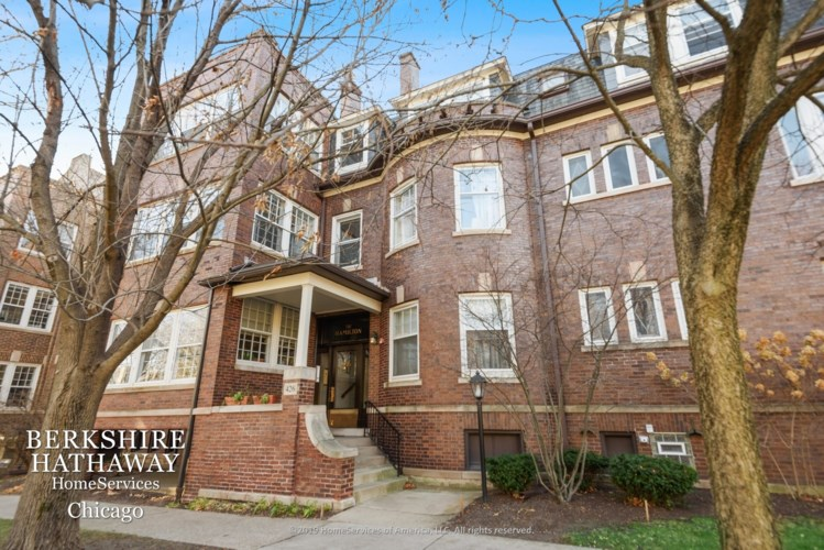 426 Hamilton Street #2, Evanston, IL 60202