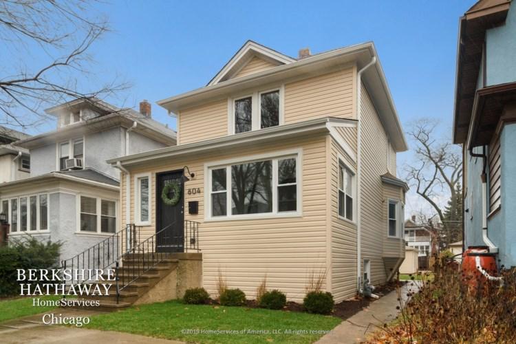 804 Highland Avenue, Oak Park, IL 60304