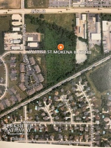 Vacant W 191st Street, Mokena, IL 60448