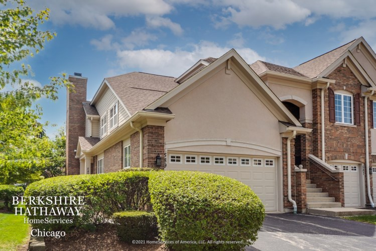 589 Saddlebrook Lane #589, Vernon Hills, IL 60061