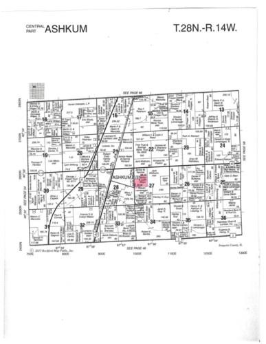 Sec 27 Twp 28N, R 14W, Ashkum, IL 60911