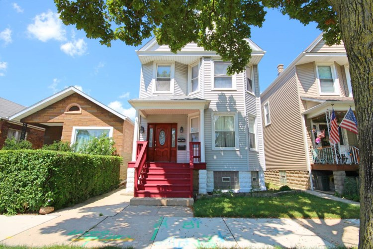 3328 W Cuyler Avenue #2, Chicago-Irving Park, IL 60618