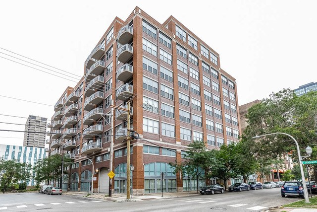 933 W Van Buren Street #605, Chicago-Near West Side, IL 60607