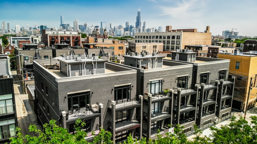 823 N PAULINA Street #1S, Chicago-West Town, IL 60622