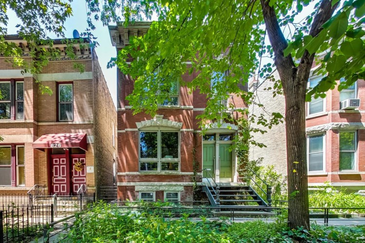 828 N Winchester Avenue, Chicago-West Town, IL 60622