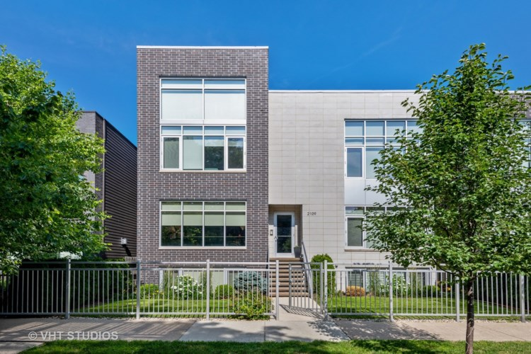 2109 N CAMPBELL Street #1N, Chicago-Logan Square, IL 60647