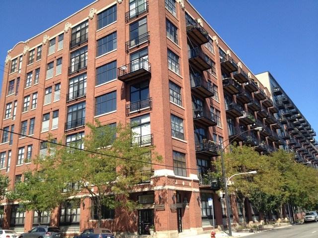1250 W Van Buren Street #314, Chicago-Near West Side, IL 60607