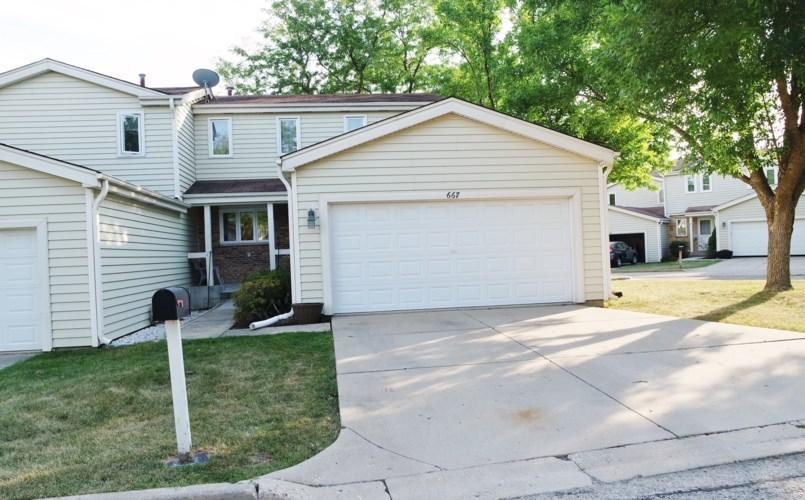667 LINCOLNSHIRE Lane, Hoffman Estates, IL 60169