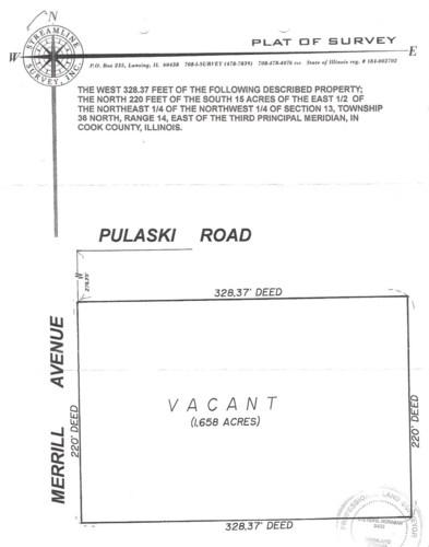 15435 Merrill Avenue, Calumet City, IL 60409