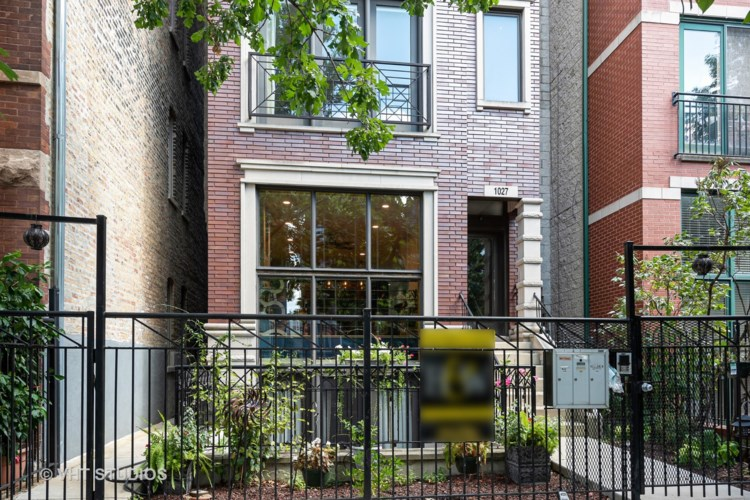 1027 N Hermitage Avenue #2, Chicago-West Town, IL 60622
