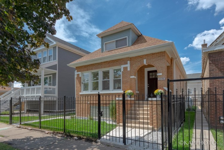 2036 N Kilpatrick Avenue, Chicago-Belmont Cragin, IL 60639