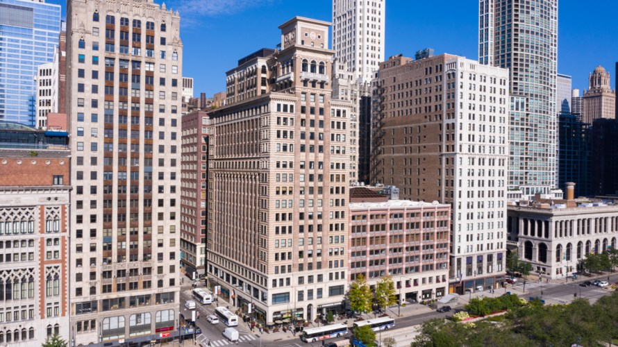 6 N MICHIGAN Avenue #1311, Chicago-Loop, IL 60602