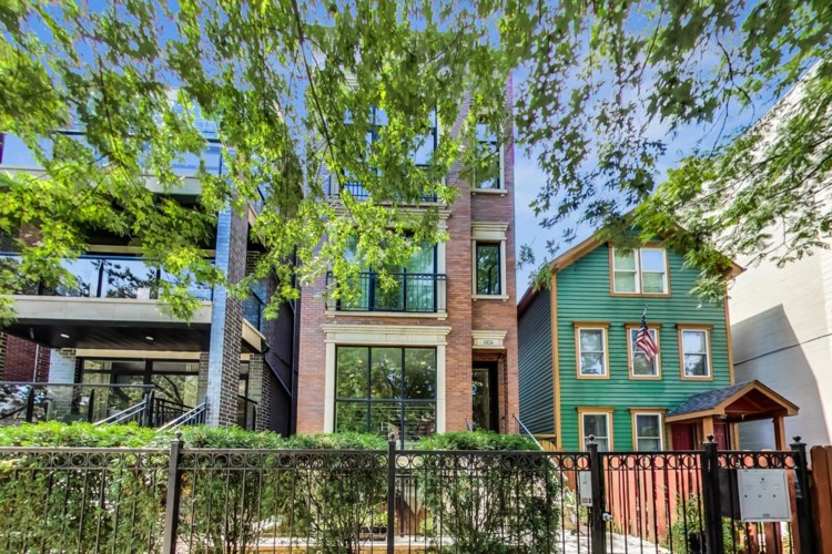 1024 N Honore Street #1, Chicago-West Town, IL 60622