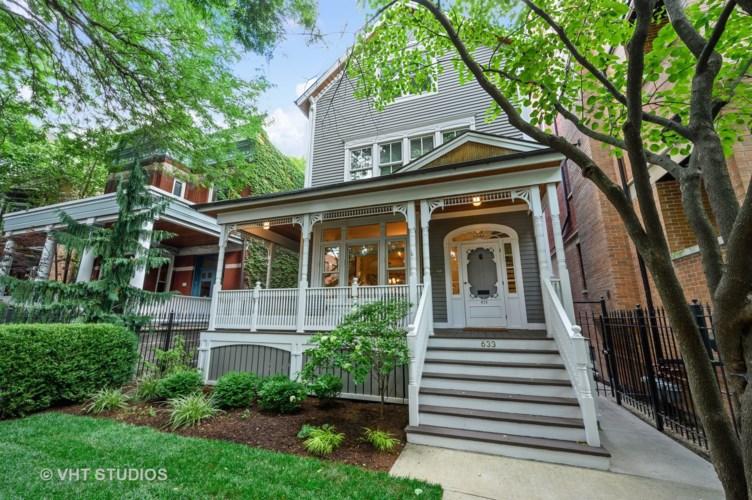 633 W MELROSE Street, Chicago-Lake View, IL 60657