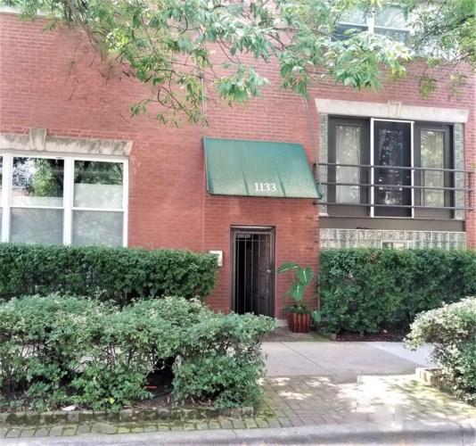 1133 W CORNELIA Avenue #B, Chicago-Lake View, IL 60657