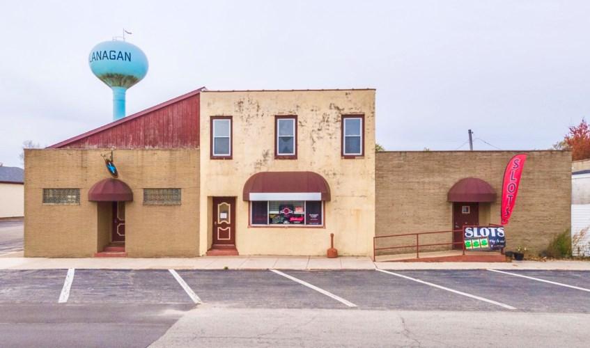 125 S Main Street, Flanagan, IL 61740