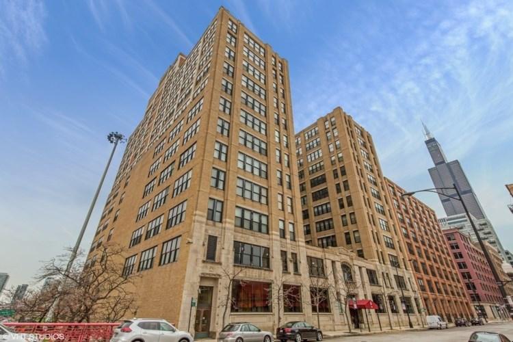 728 W JACKSON Boulevard #817, Chicago-Near West Side, IL 60661